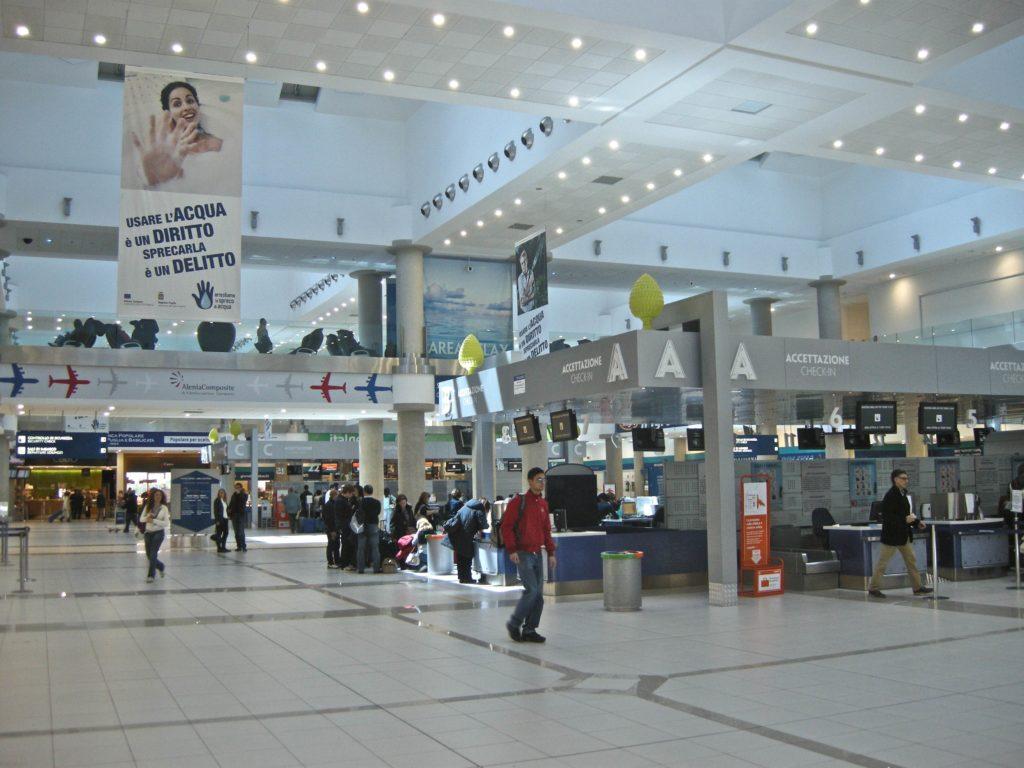 Aeroporto Bari : Lavori in corso l aeroporto di bari si prepara alla chiusura u aforp